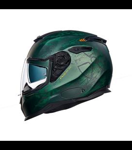 CASCO NEXX SX.100 TOXIC VERDE MATE