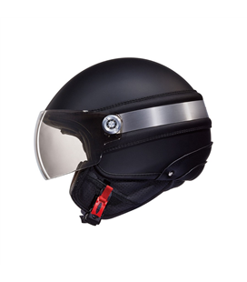 CASCO NEXX SX.60 ICE 2 NEGRO MATE