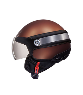 CASCO NEXX SX.60 ICE 2 CHOCOLATE MARRON