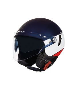 CASCO NEXX SX.60 VF SMART2 AZUL BLANCO