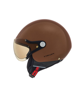CASCO NEXX SX.60 VISION+ MARRON CHOCOLATE