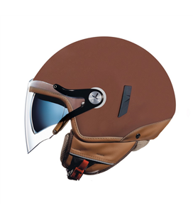 CASCO NEXX SX.60 JAZZY CHOCOLATE MARRON MATE