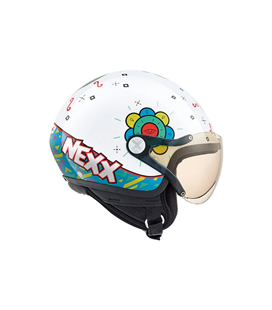 CASCO NEXX SX.60 KIDS GOOMY BLANCO