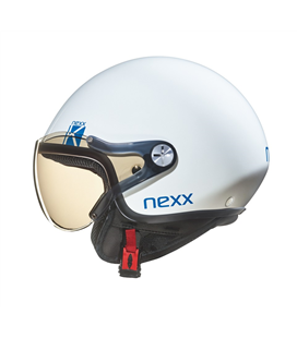 CASCO NEXX SX.60 KIDS K BLANCO