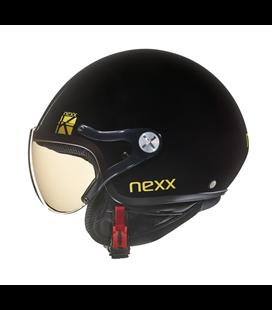 CASCO NEXX SX.60 KIDS K NEGRO