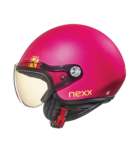 CASCO NEXX SX.60 KIDS K ROSA