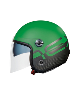 CASCO NEXX X70 CITY X  VERDE MATE