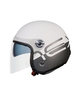 CASCO NEXX X70 CITY X BLANCO MATE