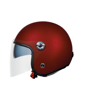 CASCO NEXX X70 PLAIN GRANATE
