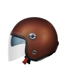 CASCO NEXX X70 PLAIN CHOCOLATE