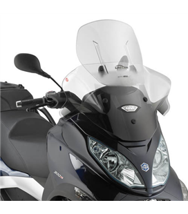 GIVI PIAGGIO MP3 TOUR 300/ie-400/500ie PARABRISAS AIRFLOW GIVI
