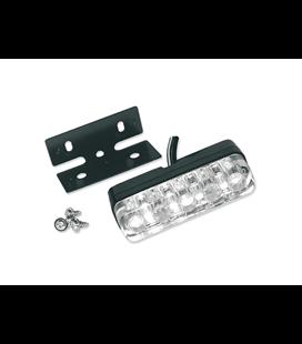 LUZ MATRICULA C/LEDS