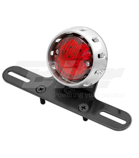 PILOTO CUSTOM LED SOPORTE+MATRICULA