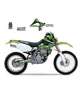 KIT ADHESIVOS BLACKBIRD DREAM KAWASAKI 2401A