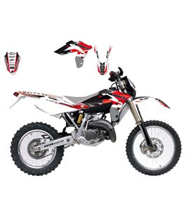 KIT ADHESIVOS BLACKBIRD DREAM HUSQVARNA 2609E/01
