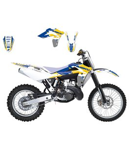 KIT ADHESIVOS BLACKBIRD DREAM HUSQVARNA 2609E/02