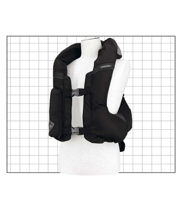 CHALECO HIT AIR AIRBAG NEGRO