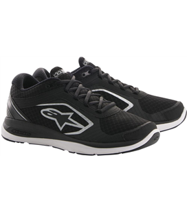 ALLOY SHOES BLACK