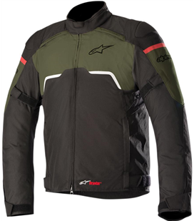 HYPER DRYSTAR JACKET BLACK MILITARY GREEN