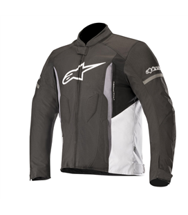 T-FASTER JACKET BLACK WHITE DARK GRAY
