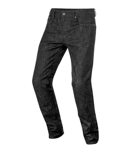 COPPER DENIM PANTS - REGULAR FIT BLACK