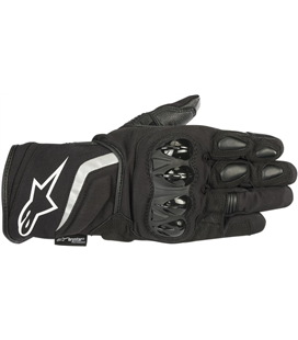 T-SP W DRYSTAR GLOVES BLACK