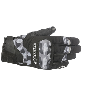 C-30 DRYSTAR GLOVES BLACK CAMOU