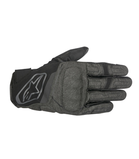 SYNCRO DRYSTAR GLOVES MELANGE GRAY BLACK