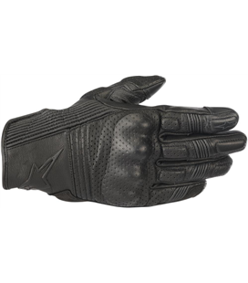 MUSTANG V2 GLOVES BLACK BLACK
