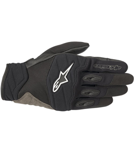 SHORE GLOVES BLACK