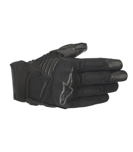 FASTER GLOVES BLACK BLACK