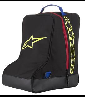 ALPINESTARS BOOT BAG BLACK BLUE