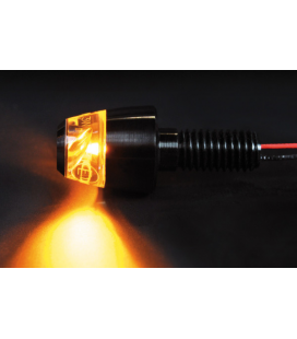 MOTOGADGET LED INDICATOR M-BLAZE PIN, BLACK