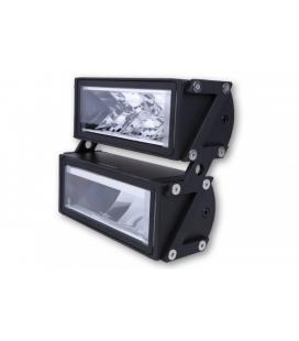 HIGHSIDER LED HEADLAMP ULTIMATE WITH Z-HOLDER, BLACK