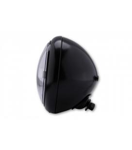 HIGHSIDER HIGHSIDER 7 INCH LED HEADLIGHT HD-STYLE TYPE 4, BLACK
