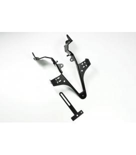 HIGHSIDER LICENSE PLATE BRACKET FOR APRILIA RS 125, 08-12