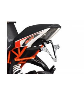 HIGHSIDER LICENSE PLATE BRACKET KTM RC 125/200/390 -2016