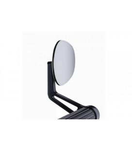 MOTOGADGET M.VIEW ROAD REAR VIEW MIRROR FOR HANDLEBAR ENDS, E-MARKED
