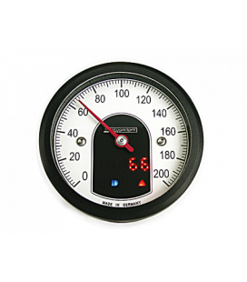 MOTOGADGET ANALOGUE SPEEDOMETER MOTOSCOPE TINY, BLACK