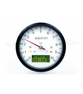 MOTOGADGET MOTOSCOPE CLASSIC REV COUNTER -10.000 RPM