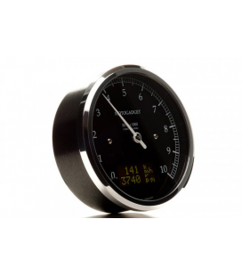 MOTOGADGET CHRONOCLASSIC REV COUNTER DARK EDITION -10.000 RPM