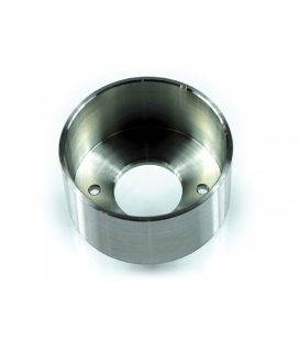 MOTOGADGET MST WELD-IN CUP, STAINLESS STEEL