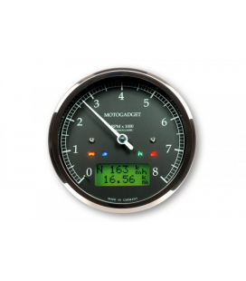 MOTOGADGET CHRONOCLASSIC REV COUNTER -8.000 RPM