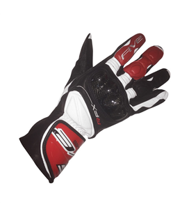 GUANTE FIVE RFX NEW ROJO ROJO