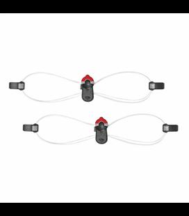 RECAMBIO SIDI TENSOR POSTERIOR TEC2 NEGRO/ROJO (114) NEGRO/ROJO