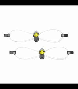 RECAMBIO SIDI TENSOR POSTERIOR TEC2 NEGRO/AMARILLO (114) NEGRO/AMARILLO