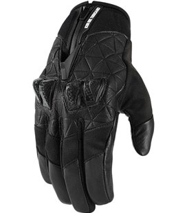 GUANTES AKROMONT NEGRO