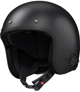 HELMET SAVAGE BLK ECE XL