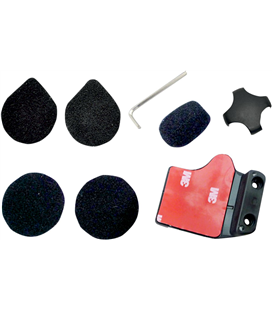 SM10 MOUNTING ACCESSORIES KIT BLACK