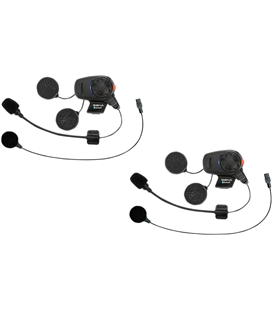 SMH5 COMMUNICATION SYSTEM DUAL-PACK BLACK